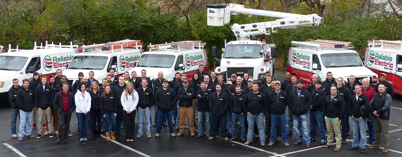 Ohio's Top Rated Local® Electricians Award Winner: Reliable Electric
