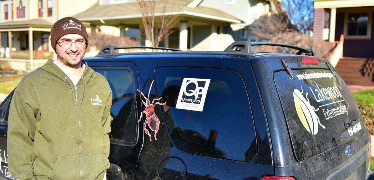 Ohio's Top Rated Local® Pest Control Companies Award Winner: Lakewood Exterminators