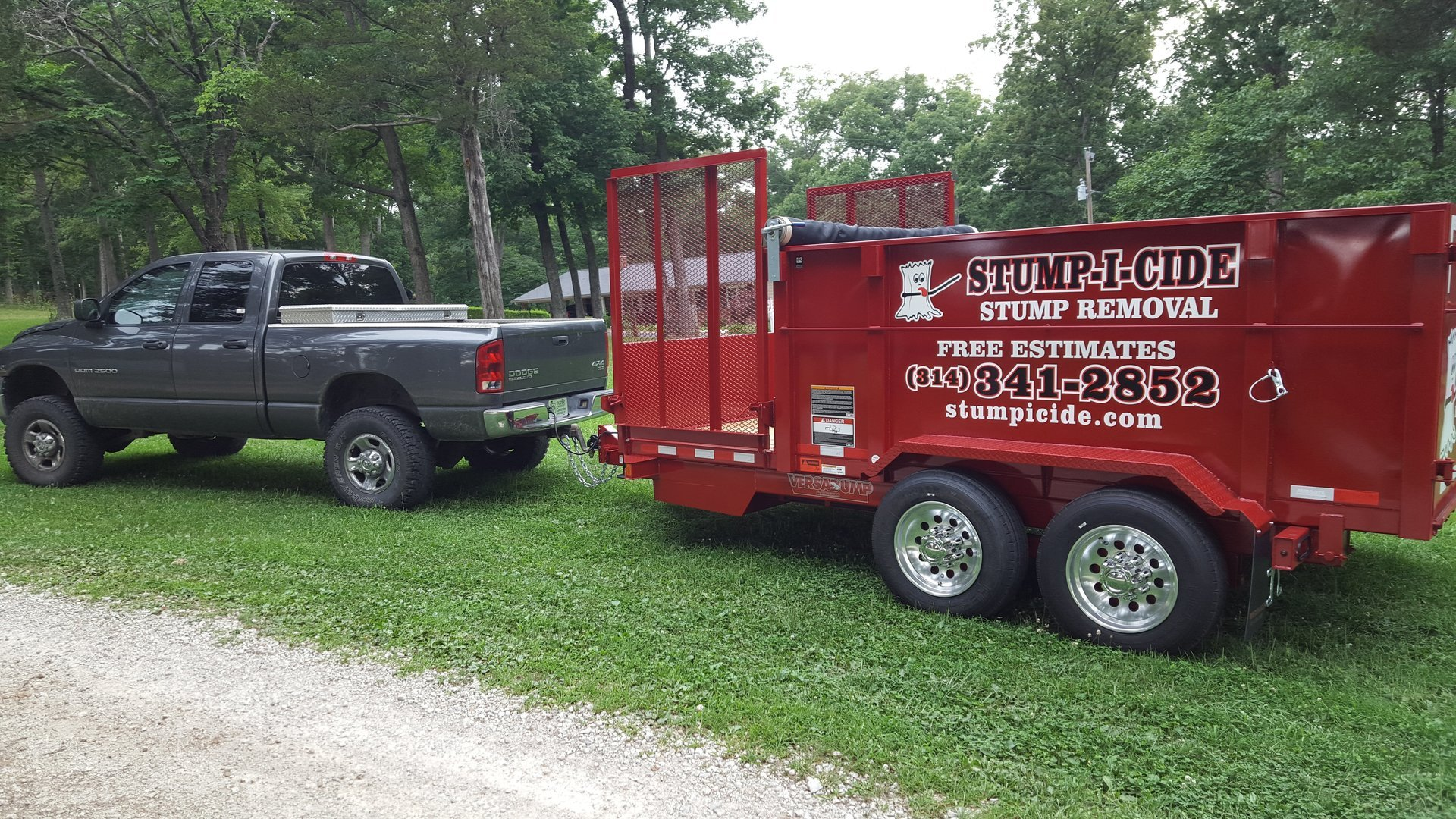 Missouri's Top Rated Local® Tree Care Companies Award Winner: Stump-I-Cide