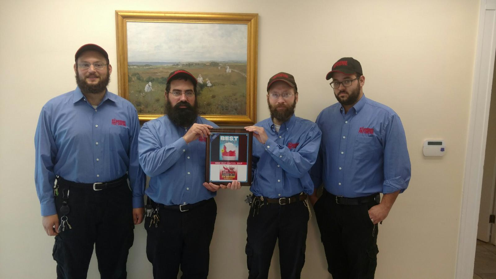 Maryland's Top Rated Local® Pest Control Companies Award Winner: Rosenbloom Pest Control, Inc.