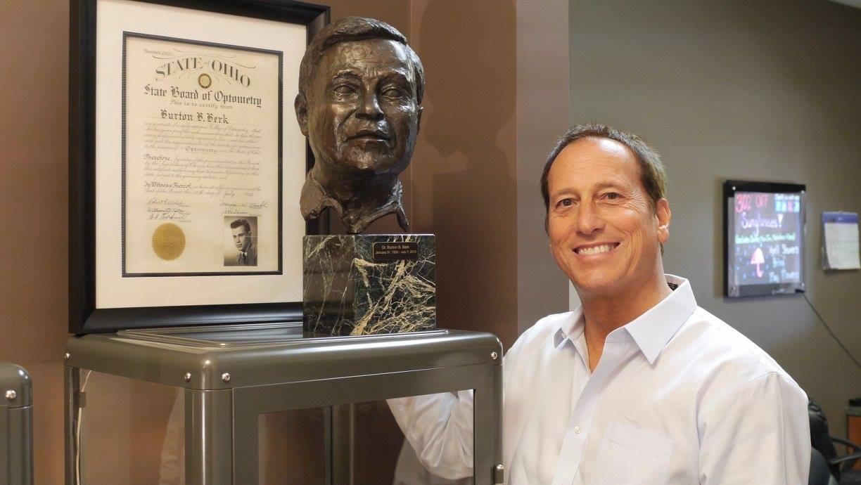 Ohio's Top Rated Local® Eye Doctors & Optometrists Award Winner: Berk Eye Care Center