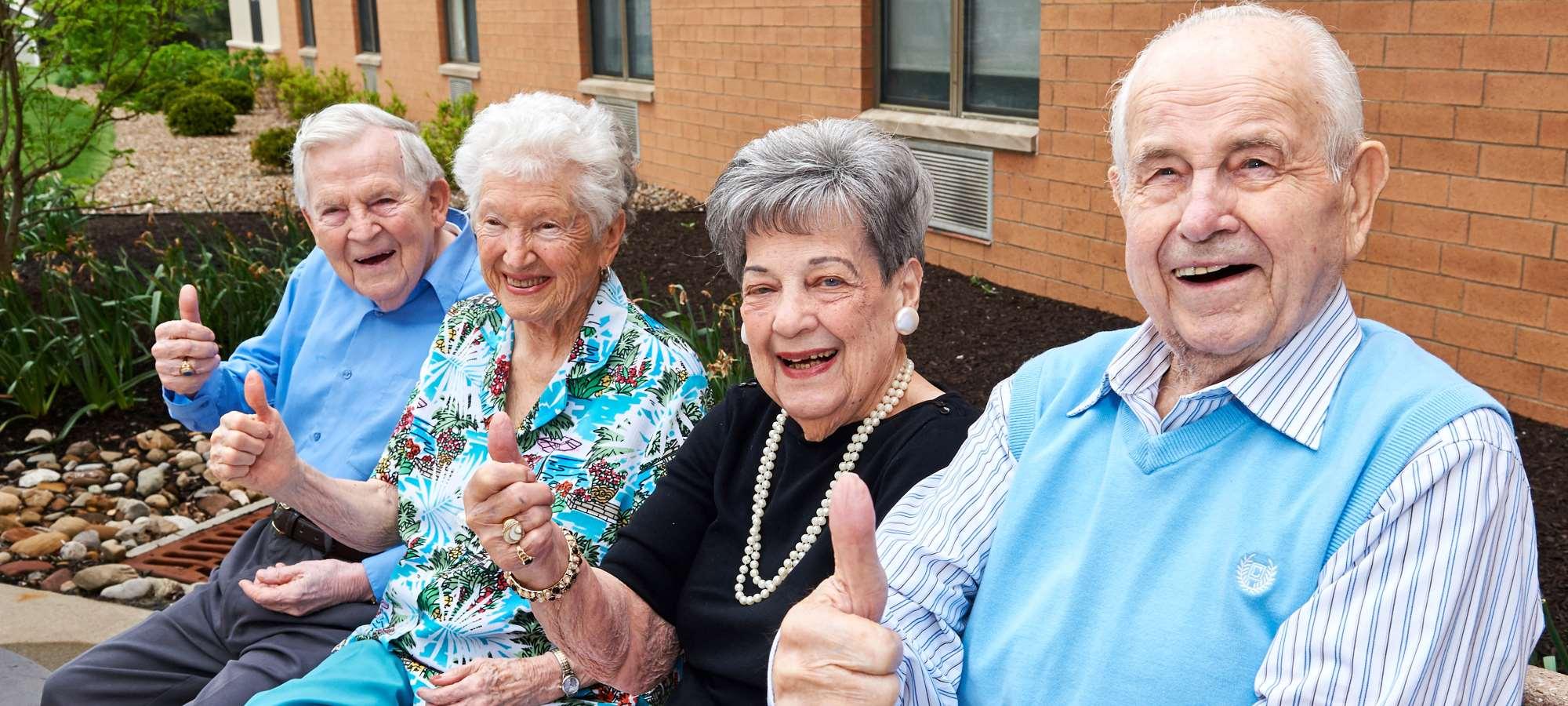 Ohio's Top Rated Local® Senior Living Communities Award Winner: Canton Christian Home