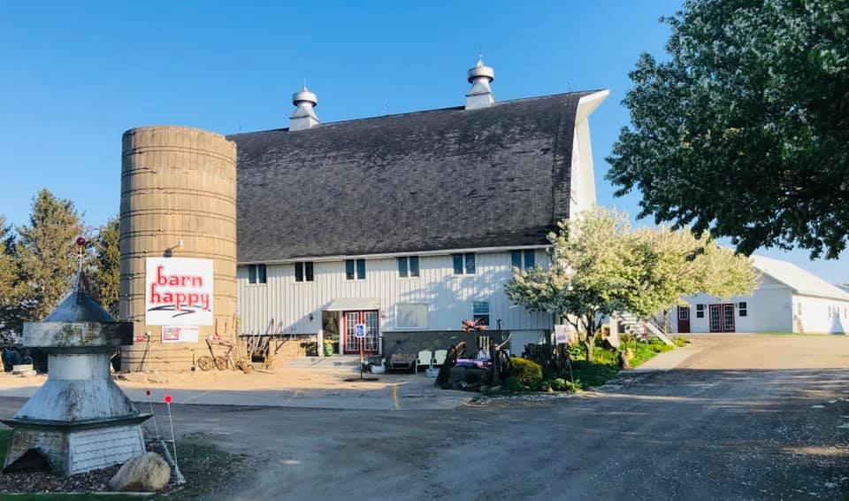 Iowa's Top Rated Local® Award Winner: Barn Happy