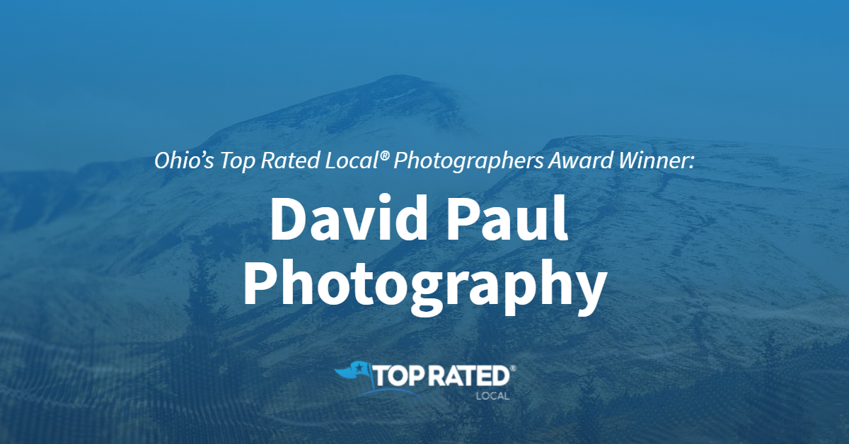 Ohio's Top Rated Local® Photographers Award Winner: David Paul Photography