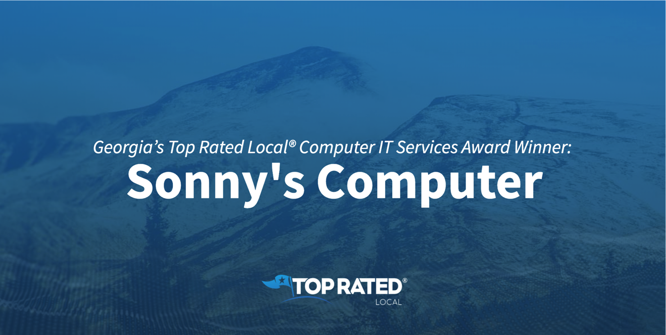 Georgia's Top Rated Local® Computer IT Services Award Winner: Sonny's Computer
