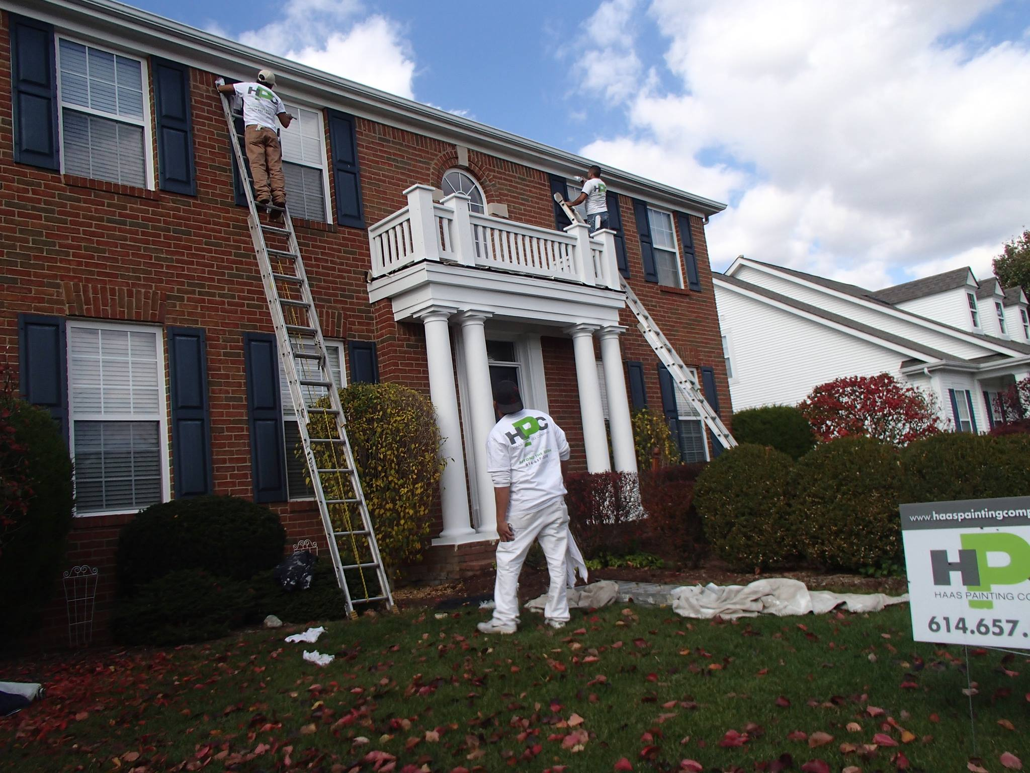 Ohio's Top Rated Local® Painting Contractors Award Winner: Haas Painting Company, LLC