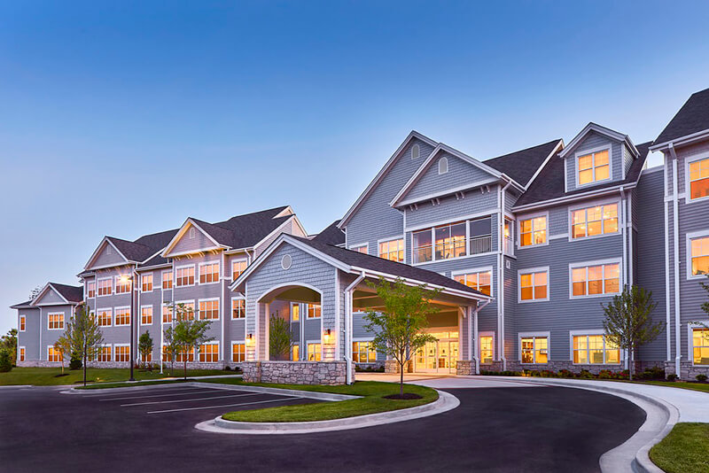 Missouri's Top Rated Local® Senior Living Communities Award Winner: The Sheridan at Chesterfield