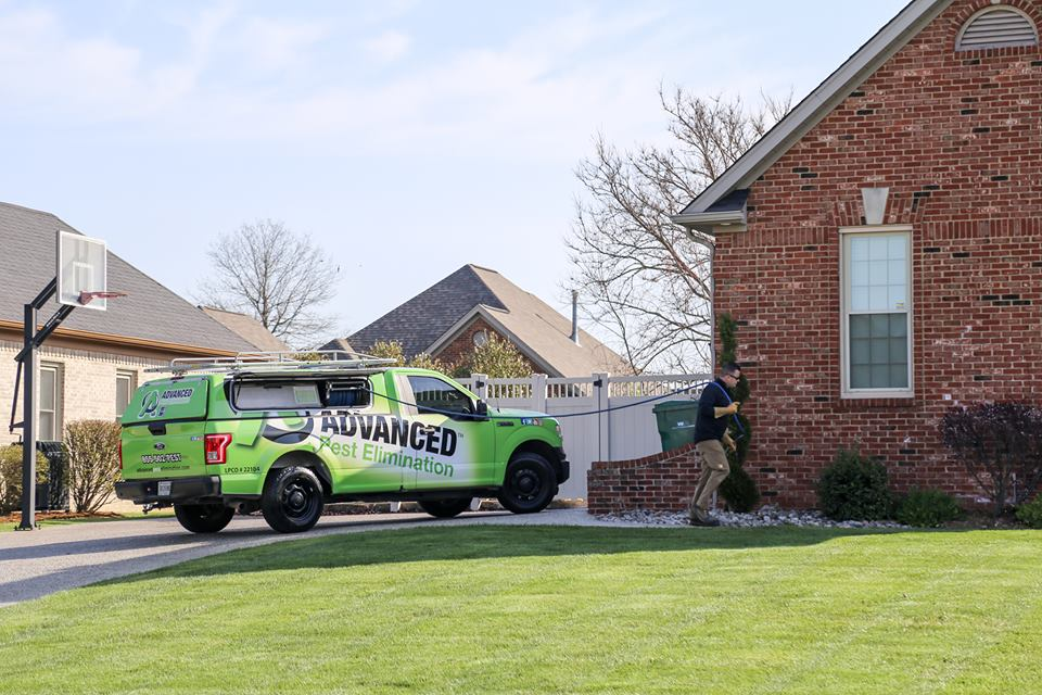 Indiana's Top Rated Local® Pest Control Companies Award Winner: Advanced Pest Elimination