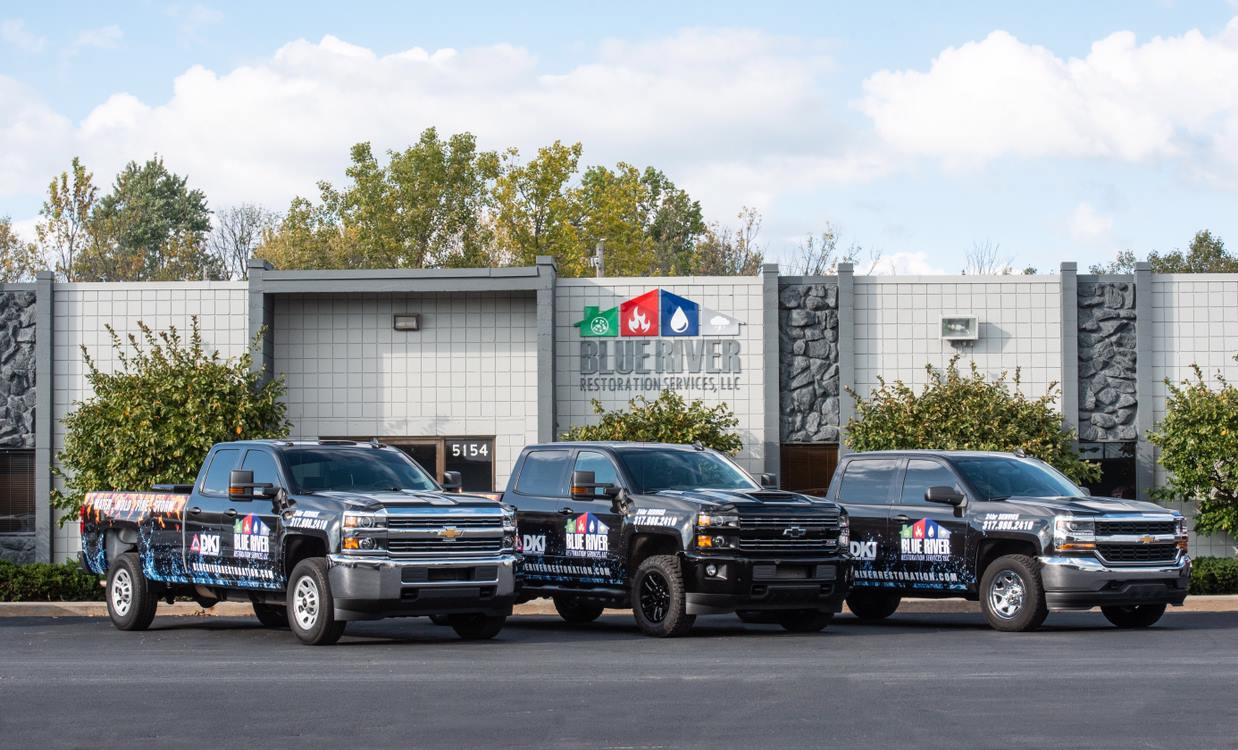 Indiana's Top Rated Local® Restoration Companies Award Winner: Blue River Restoration Services