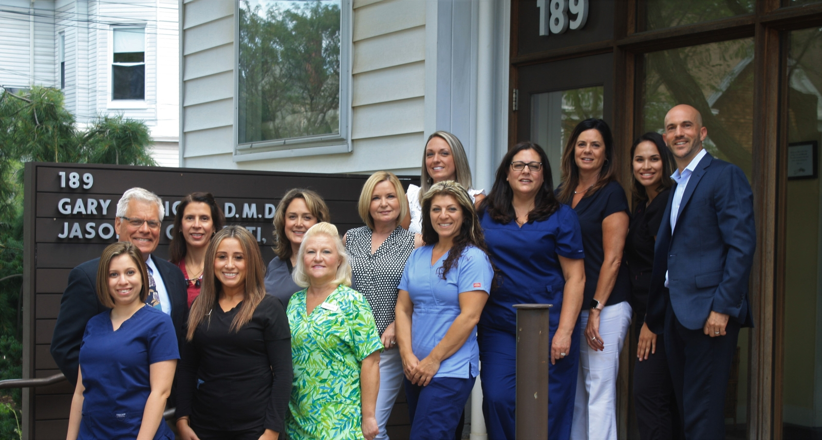 Rhode Island's Top Rated Local® Dentists Award Winner: Light And Conforti DMDs