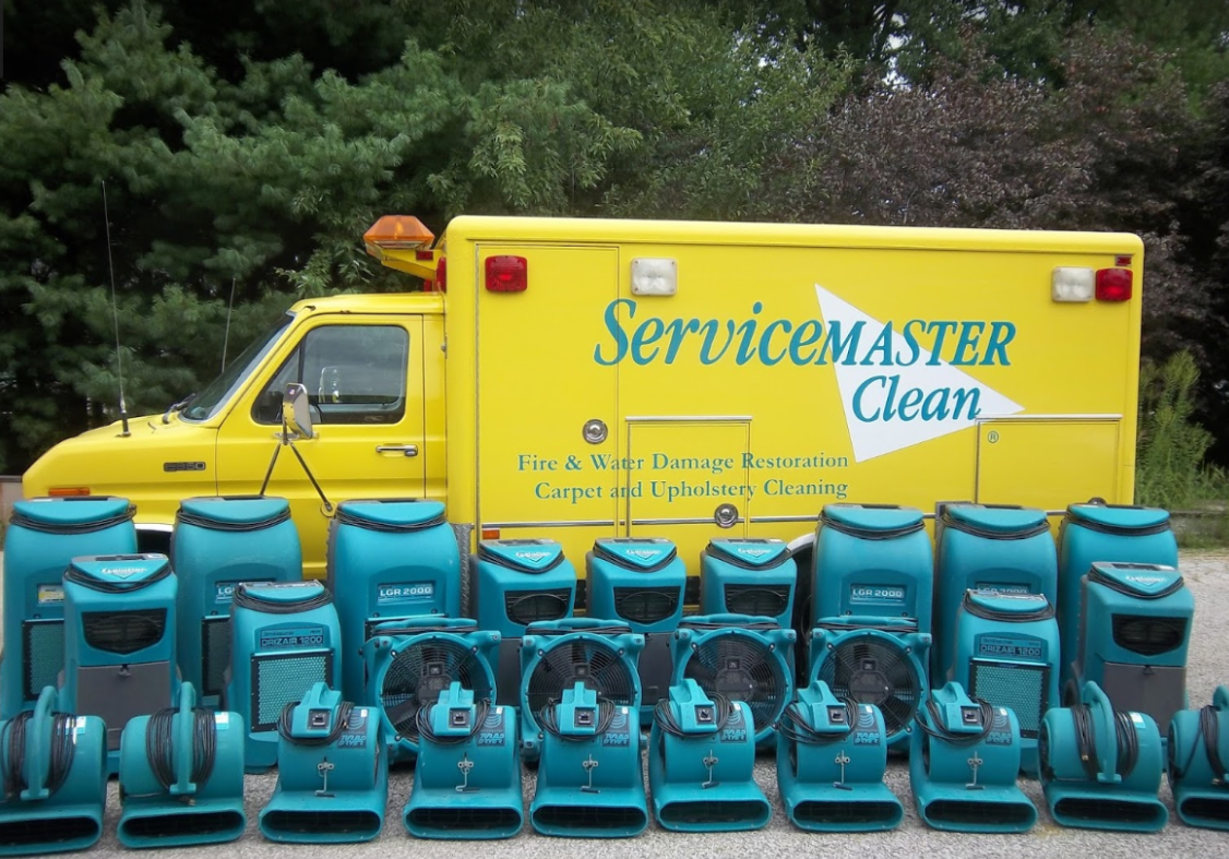 Indiana's Top Rated Local® Restoration Companies Award Winner: ServiceMaster Disaster Response & Cleaning Services