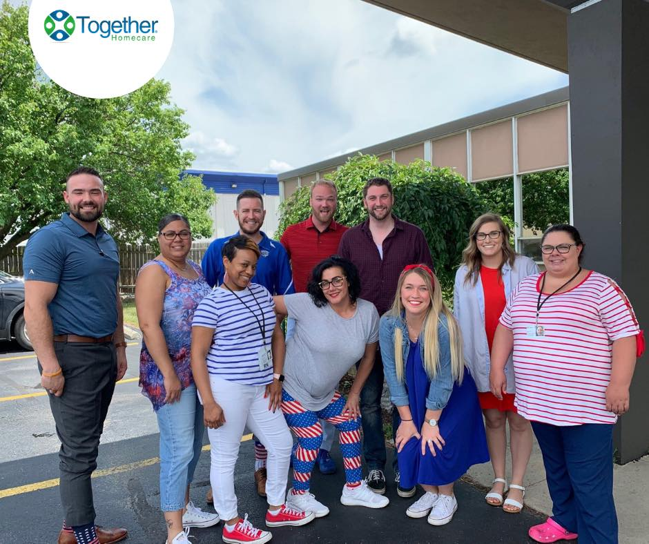 Indiana's Top Rated Local® Home Health Care Providers Award Winner: Together Homecare of Fort Wayne