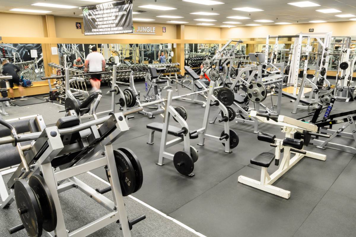 Indiana's Top Rated Local® Fitness Centers Award Winner: Nitro Fitness