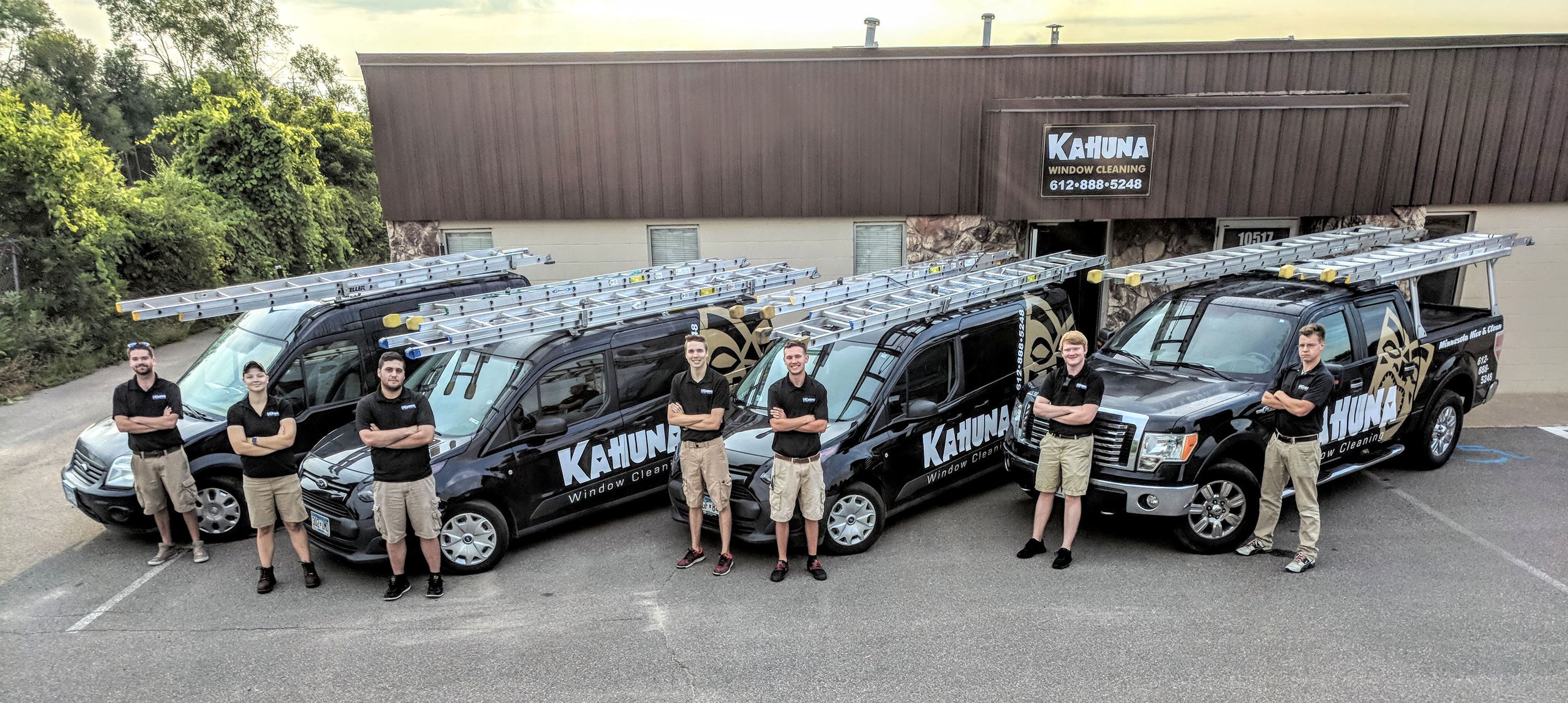 Minnesota's Top Rated Local® Window Cleaners Award Winner: Kahuna Window Cleaning