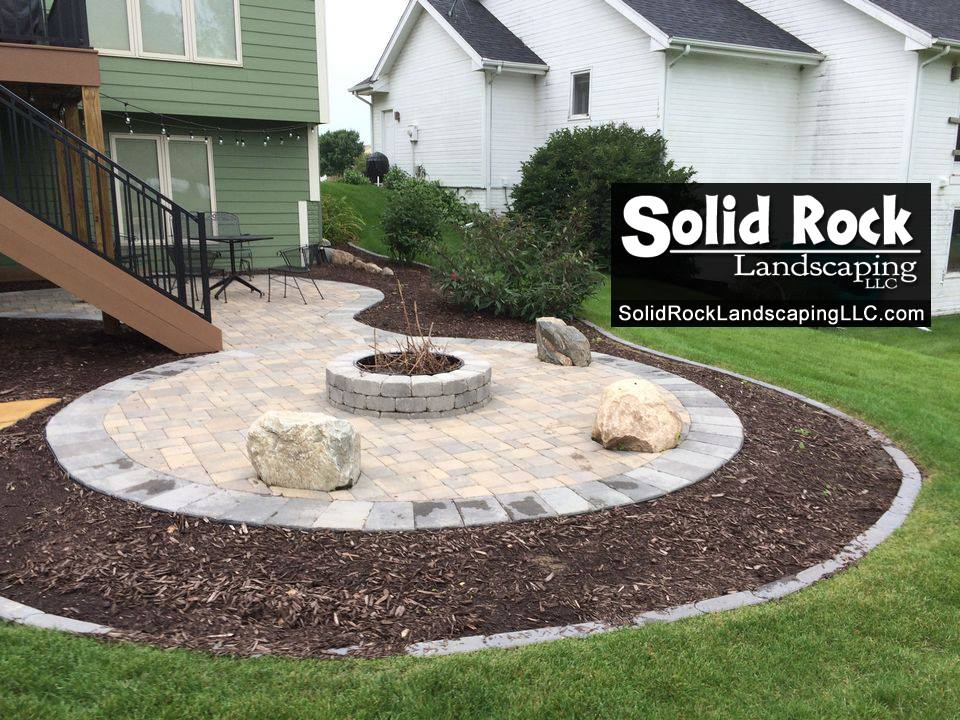 Iowa's Top Rated Local® Landscapers Award Winner: Solid Rock Landscaping LLC