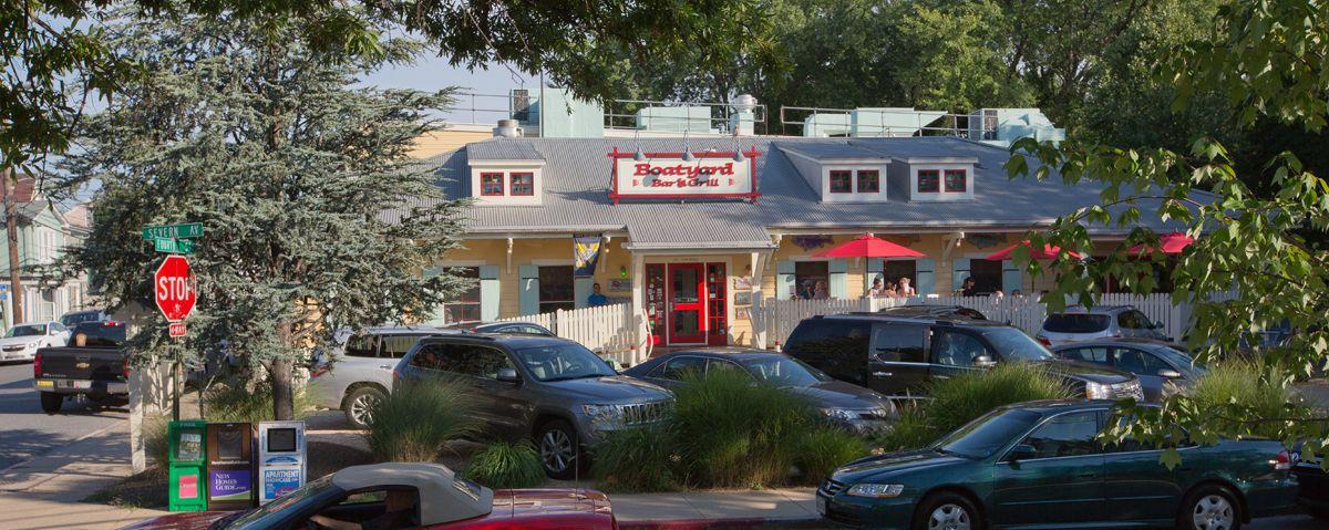 Maryland's Top Rated Local® Restaurants Award Winner: Boatyard Bar & Grill