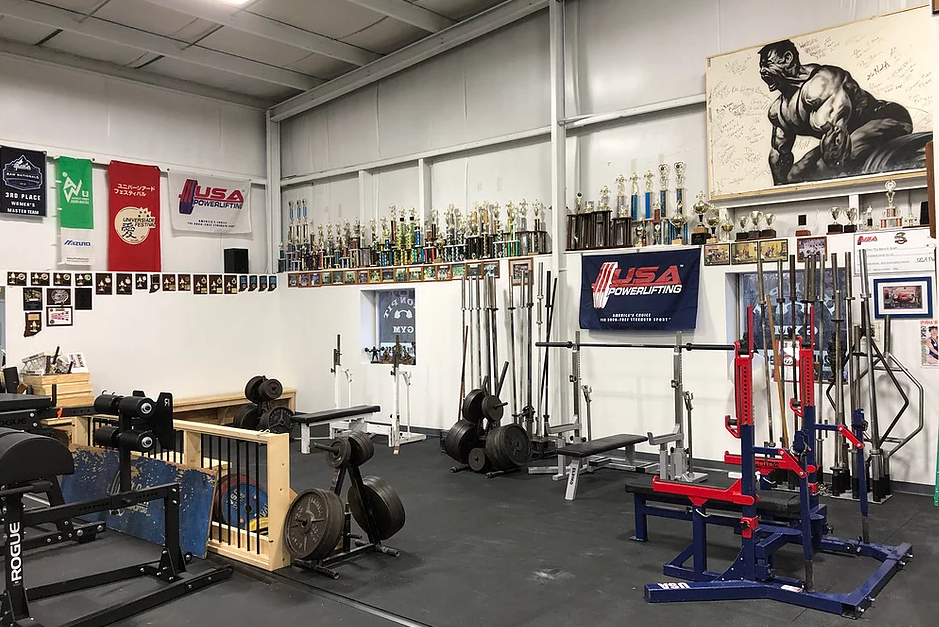 Indiana's Top Rated Local® Fitness Centers Award Winner: Iron Pit Gym