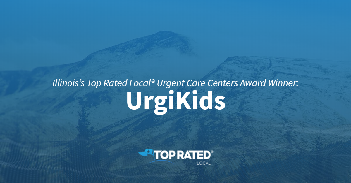 Illinois's Top Rated Local® Urgent Care Centers Award Winner: UrgiKids