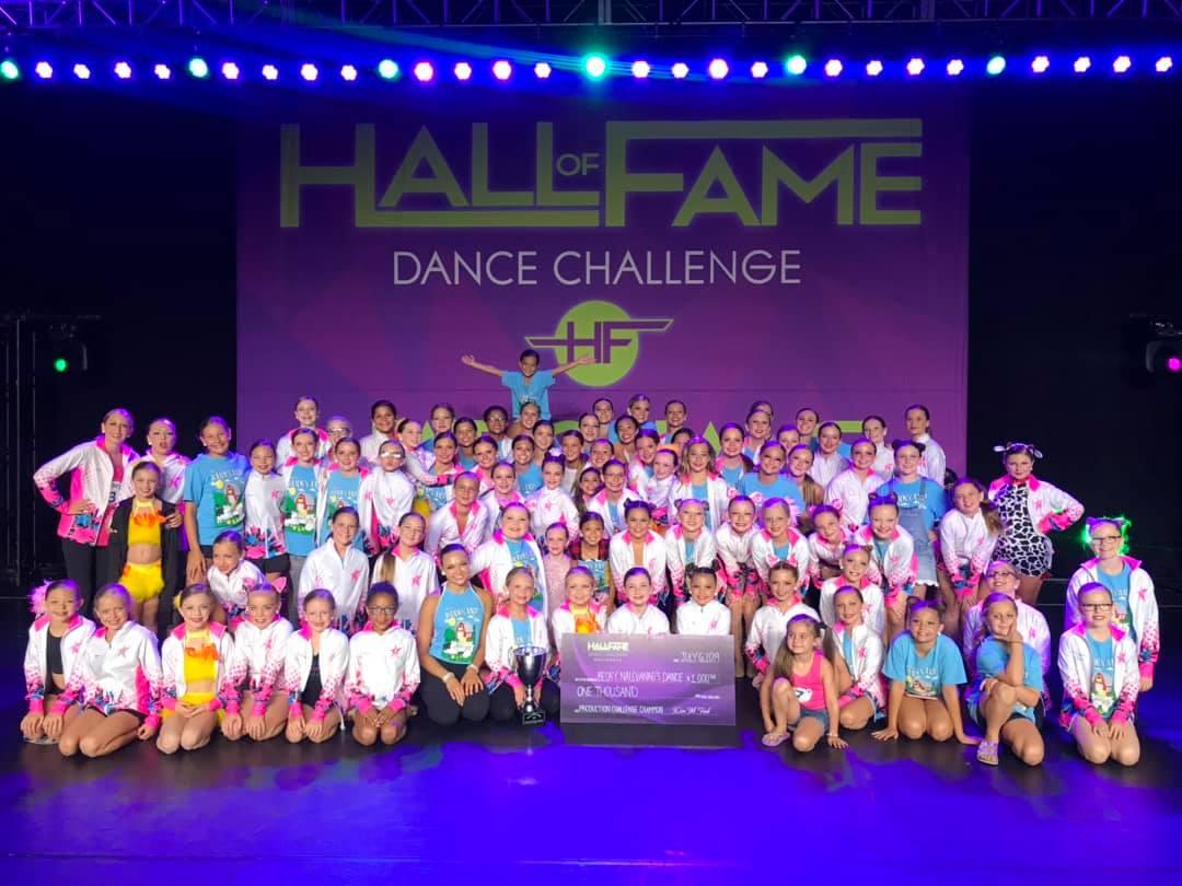 Iowa's Top Rated Local® Dance Schools & Studios Award Winner: Becky Nalevanko's Dance & Tumbling Studio