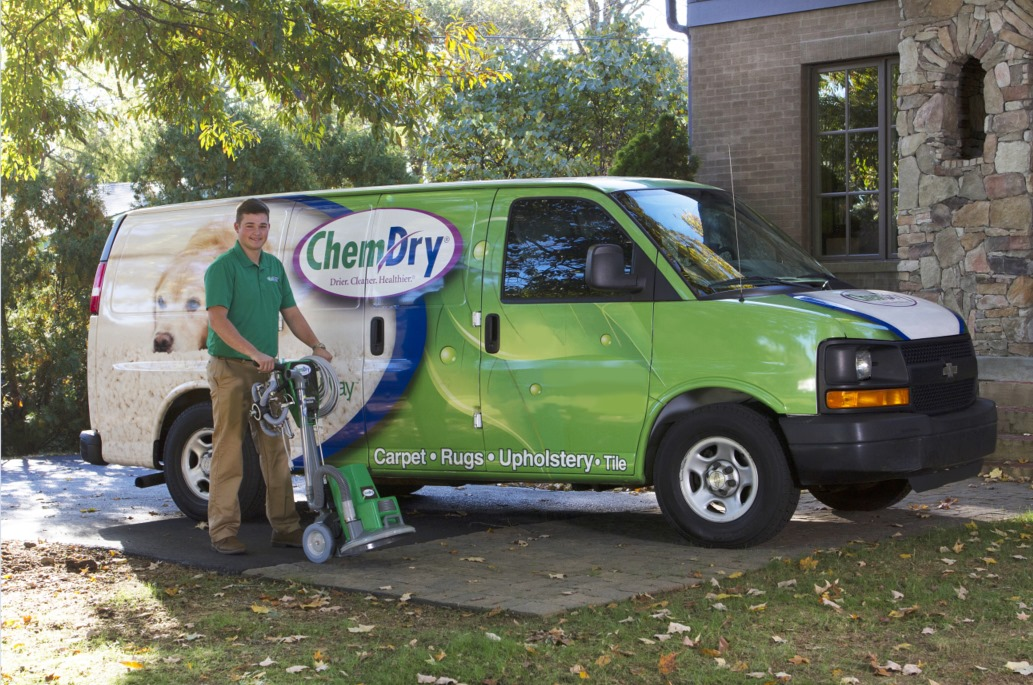 Indiana's Top Rated Local® Carpet Cleaners Award Winner: Chem-Dry by Kevin Jones