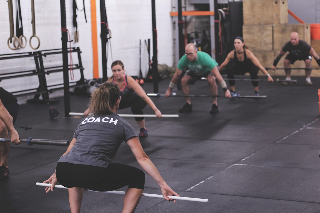 New Jersey's Top Rated Local® Fitness Centers Award Winner: CrossFit SOAR