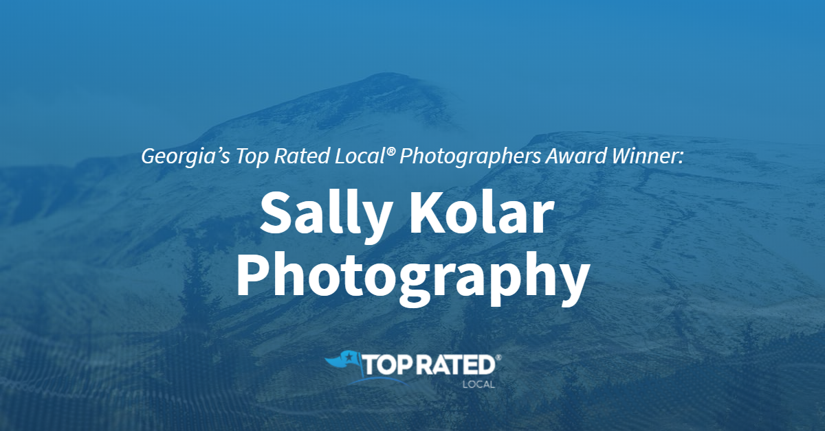 Georgia's Top Rated Local® Photographers Award Winner: Sally Kolar Photography