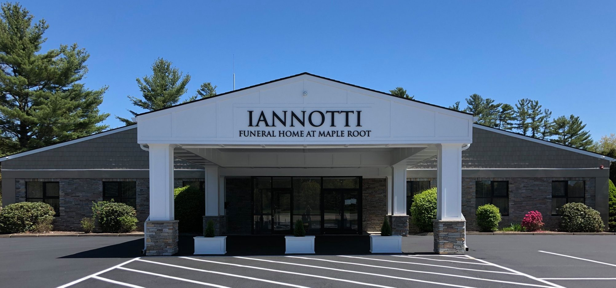 Rhode Island's Top Rated Local® Funeral Homes and Services Award Winner: Iannotti Funeral Home