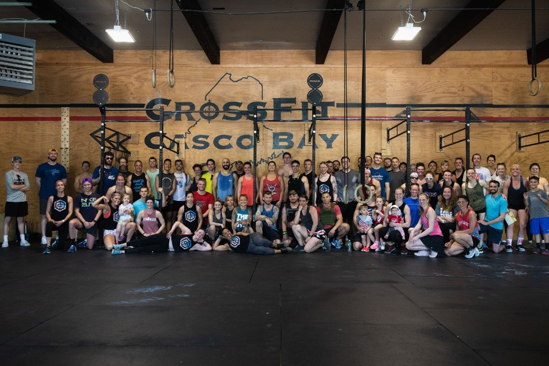 Maine's Top Rated Local® Fitness Centers Award Winner: CrossFit Casco Bay
