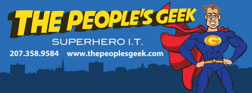 Maine's Top Rated Local® Computer IT Services Award Winner: The People's Geek