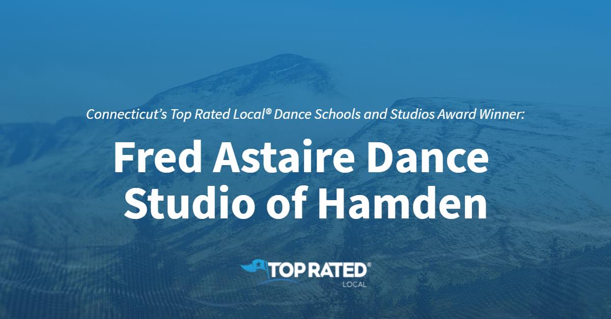 Connecticut's Top Rated Local® Dance Schools and Studios Award Winner: Fred Astaire Dance Studio of Hamden