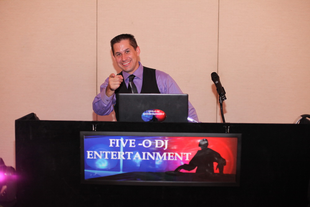 Illinois' Top Rated Local® Award Winner: Five-O DJ Entertainment