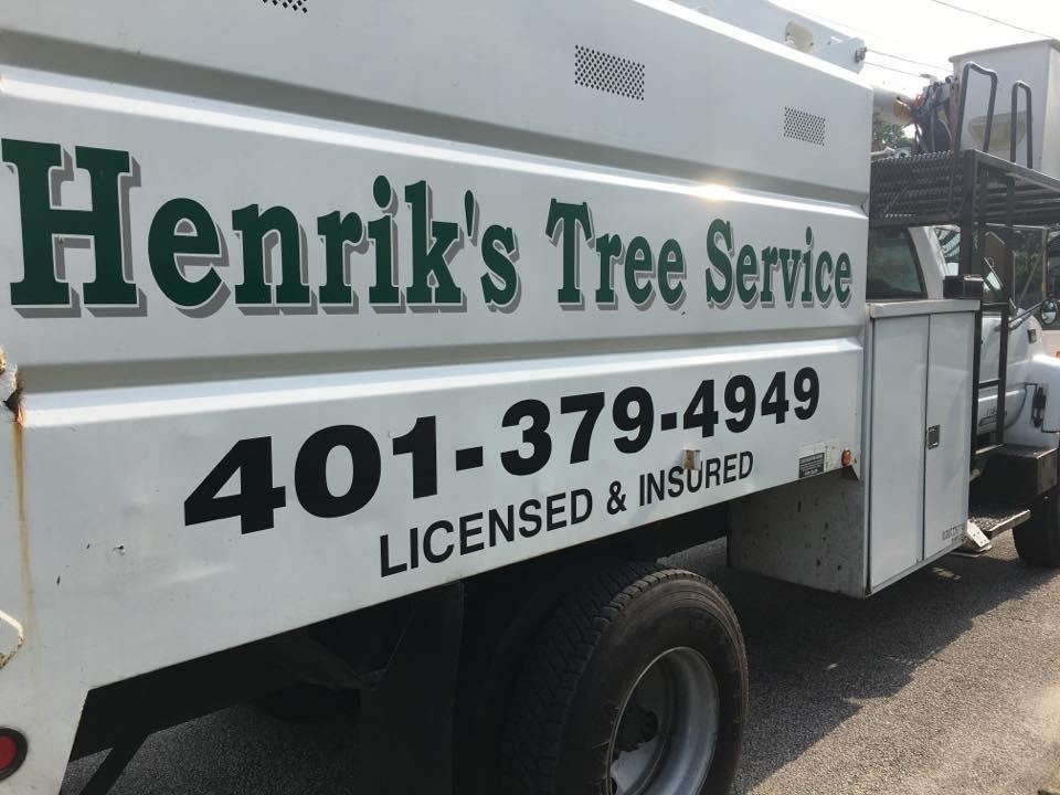 Rhode Island's Top Rated Local® Tree Care Companies Award Winner: Henrik's Tree Service, LLC