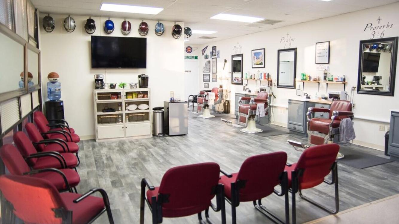 Tennessee's Top Rated Local® Barber Shops Award Winner: Jerry's Barbershop