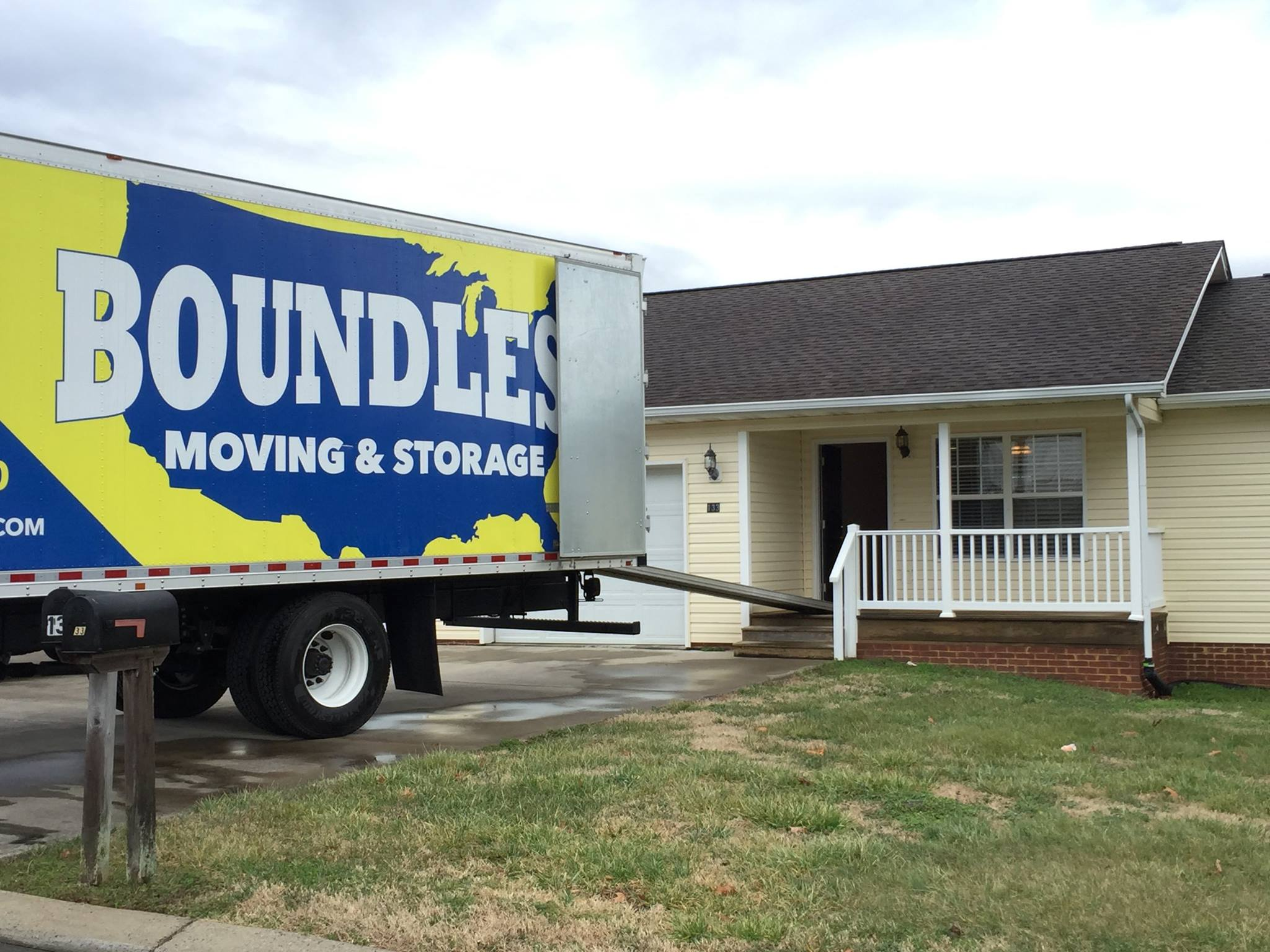 Tennessee's Top Rated Local® Moving Service Companies Award Winner: Boundless Moving & Storage