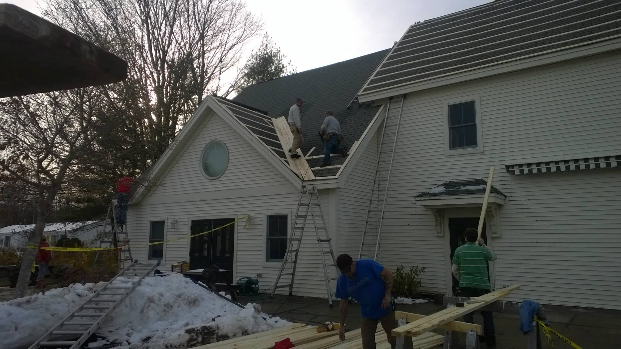 Maine's Top Rated Local® Painting Contractors Award Winner: Shoreys Painting & Roofing