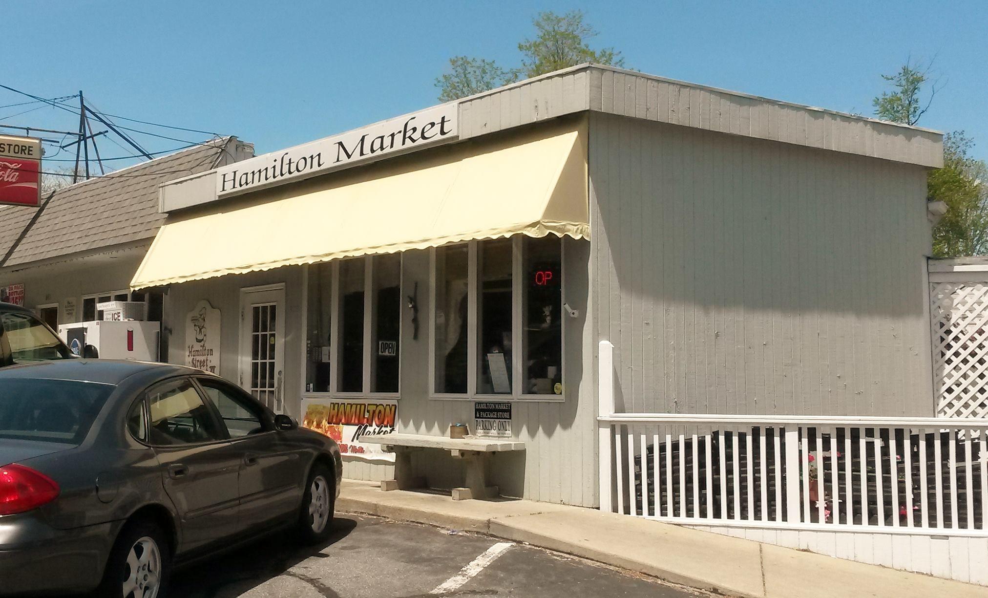Connecticut's Top Rated Local® Restaurants Award Winner: Hamilton Street Market