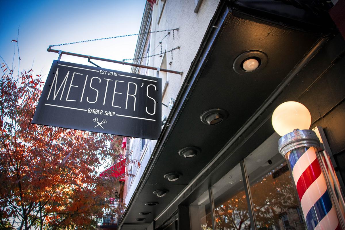 Pennsylvania's Top Rated Local® Barber Shops Award Winner: Meister's Barbershop