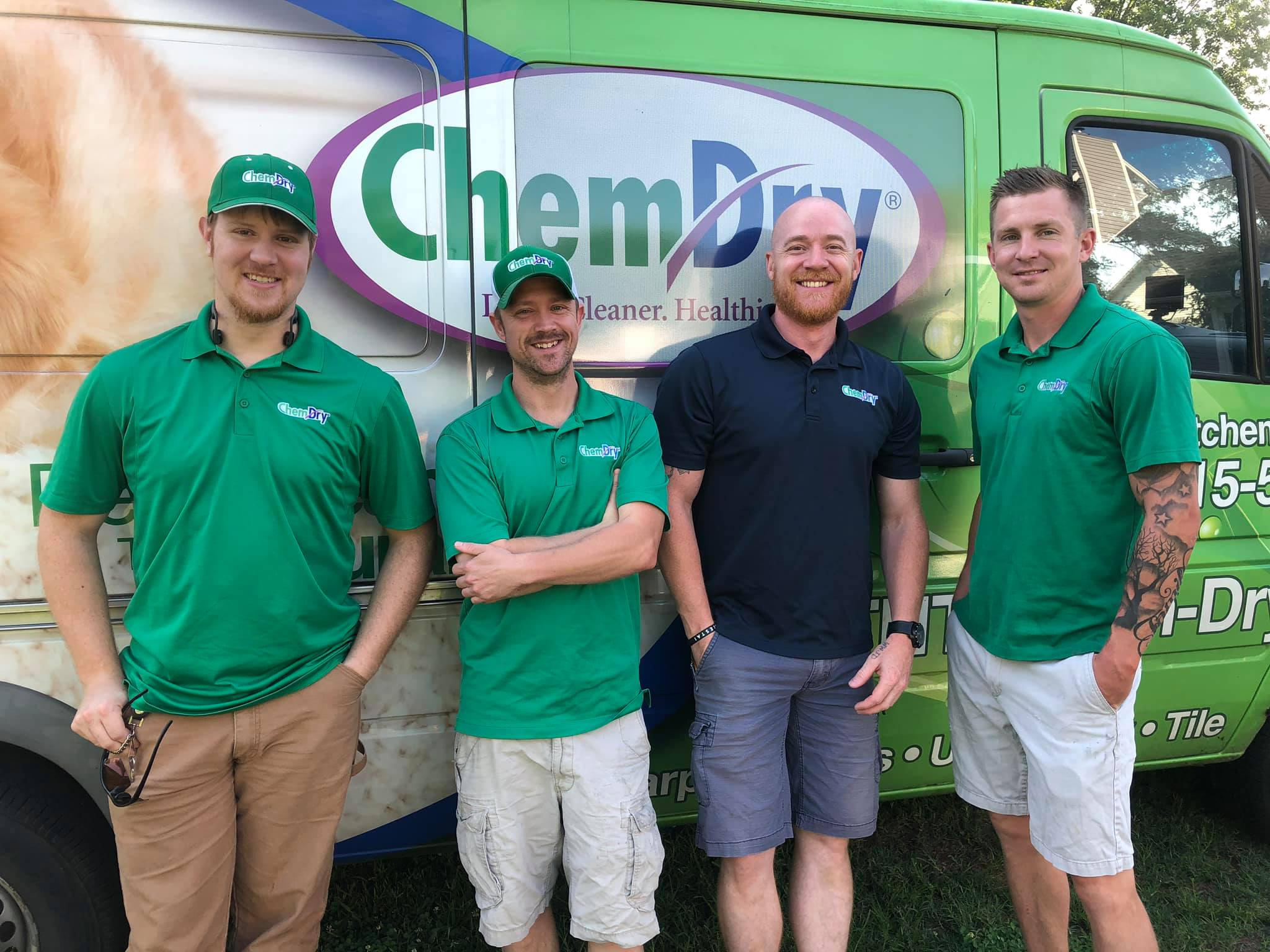 Tennessee's Top Rated Local® Carpet Cleaners Award Winner: TNT Chem Dry II
