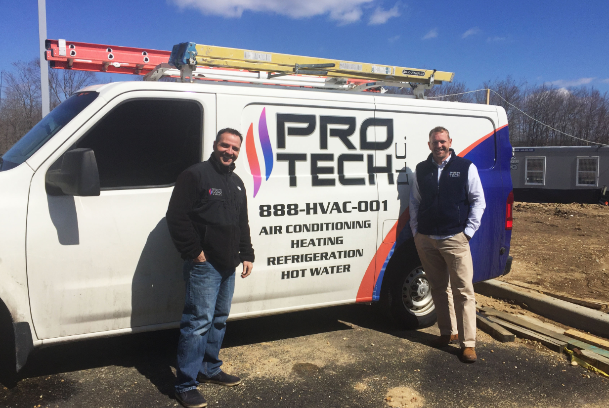 Maryland's Top Rated Local® HVAC / Heating and AC Award Winner: Pro-Tech HVAC Home