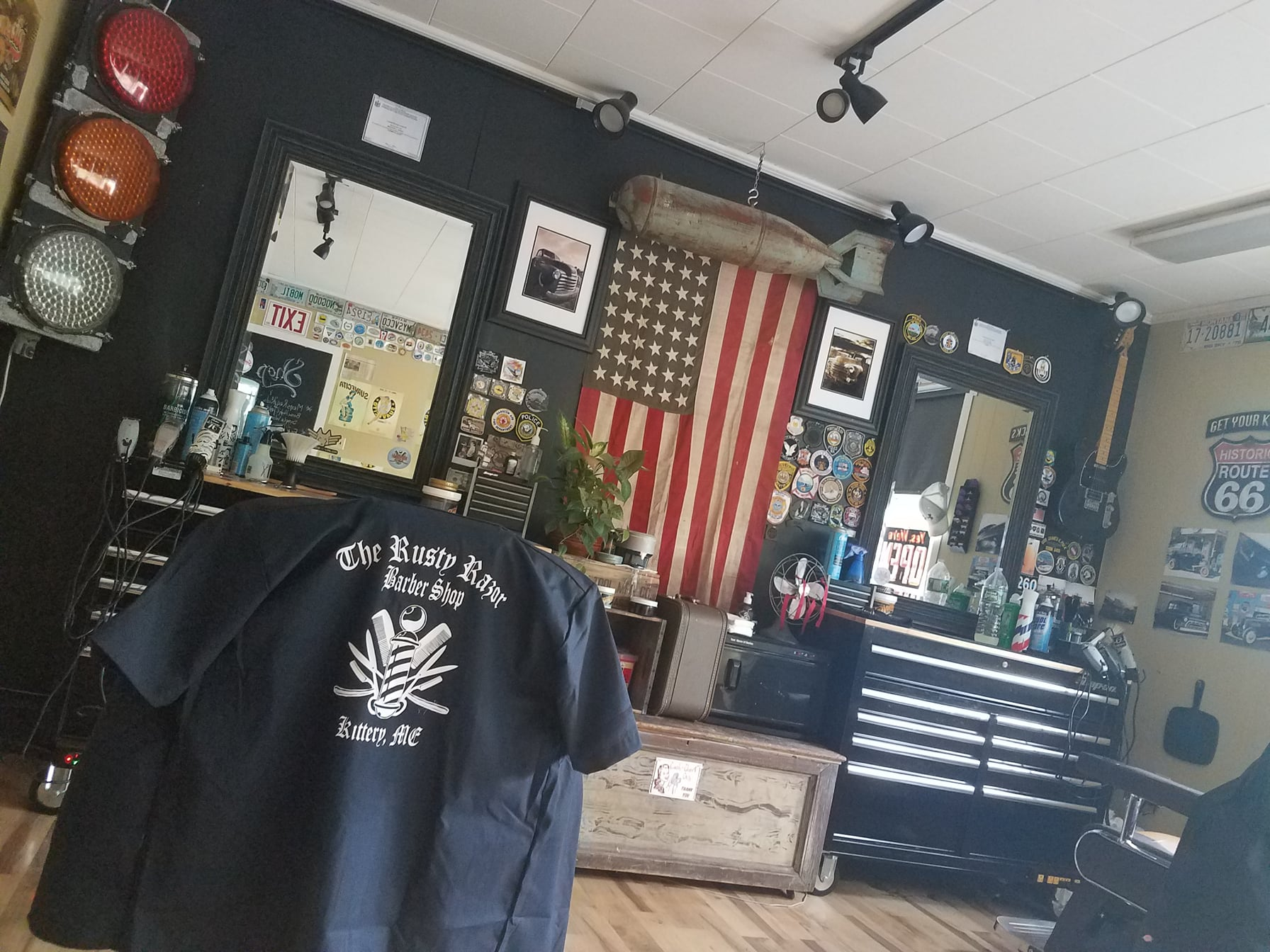 Maine's Top Rated Local® Barber Shops Award Winner: The Rusty Razor Barber Shop