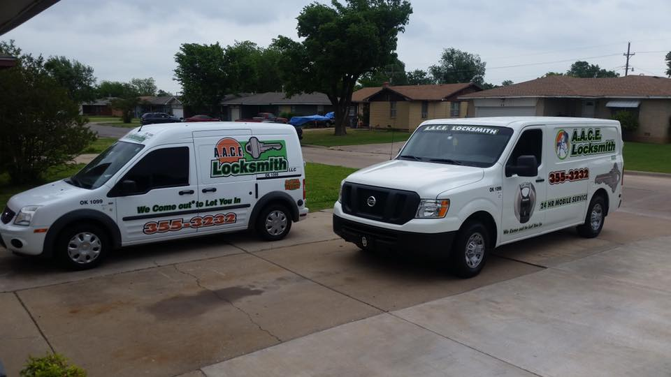 Oklahoma's Top Rated Local® Locksmiths Award Winner: A.A.C.E. Locksmith