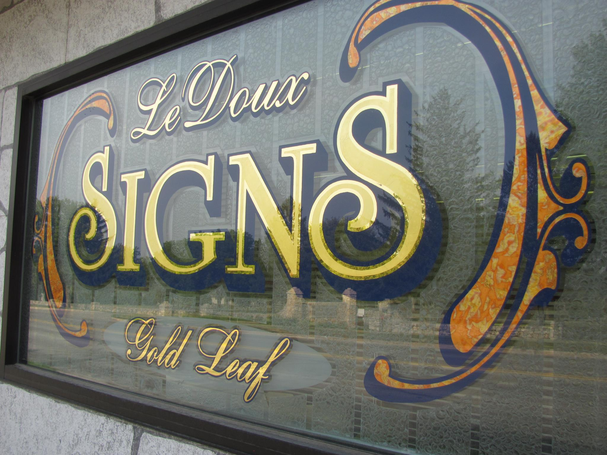 Iowa's Top Rated Local® Sign Companies Award Winner: LeDoux Signs