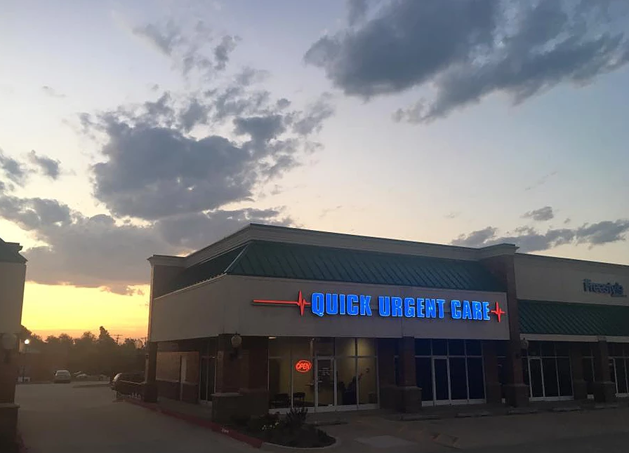 Oklahoma's Top Rated Local® Urgent Care Centers Award Winner: Quick Urgent Care