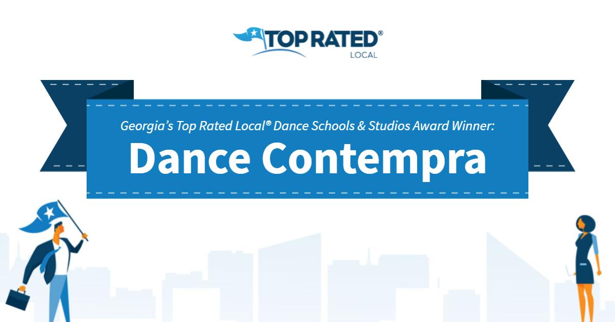 Georgia's Top Rated Local® Dance Schools & Studios Award Winner: Dance Contempra