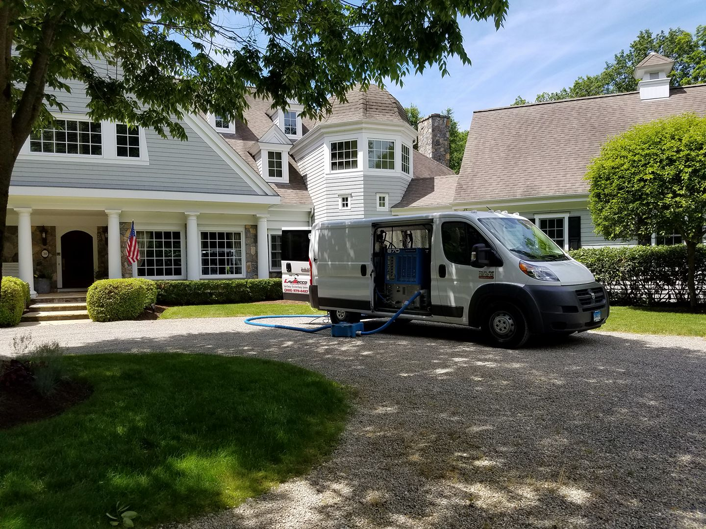 Connecticut's Top Rated Local® Carpet Cleaners Award Winner: Lavsecco Steam Carpet Cleaning