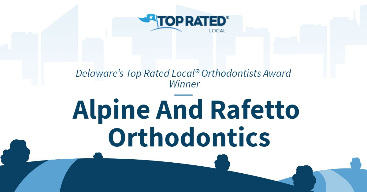 Delaware's Top Rated Local® Orthodontists Award Winner: Alpine And Rafetto Orthodontics