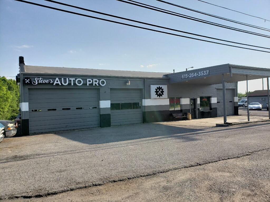 Tennessee's Top Rated Local® Auto Shops Award Winner: Steve's Auto Pro