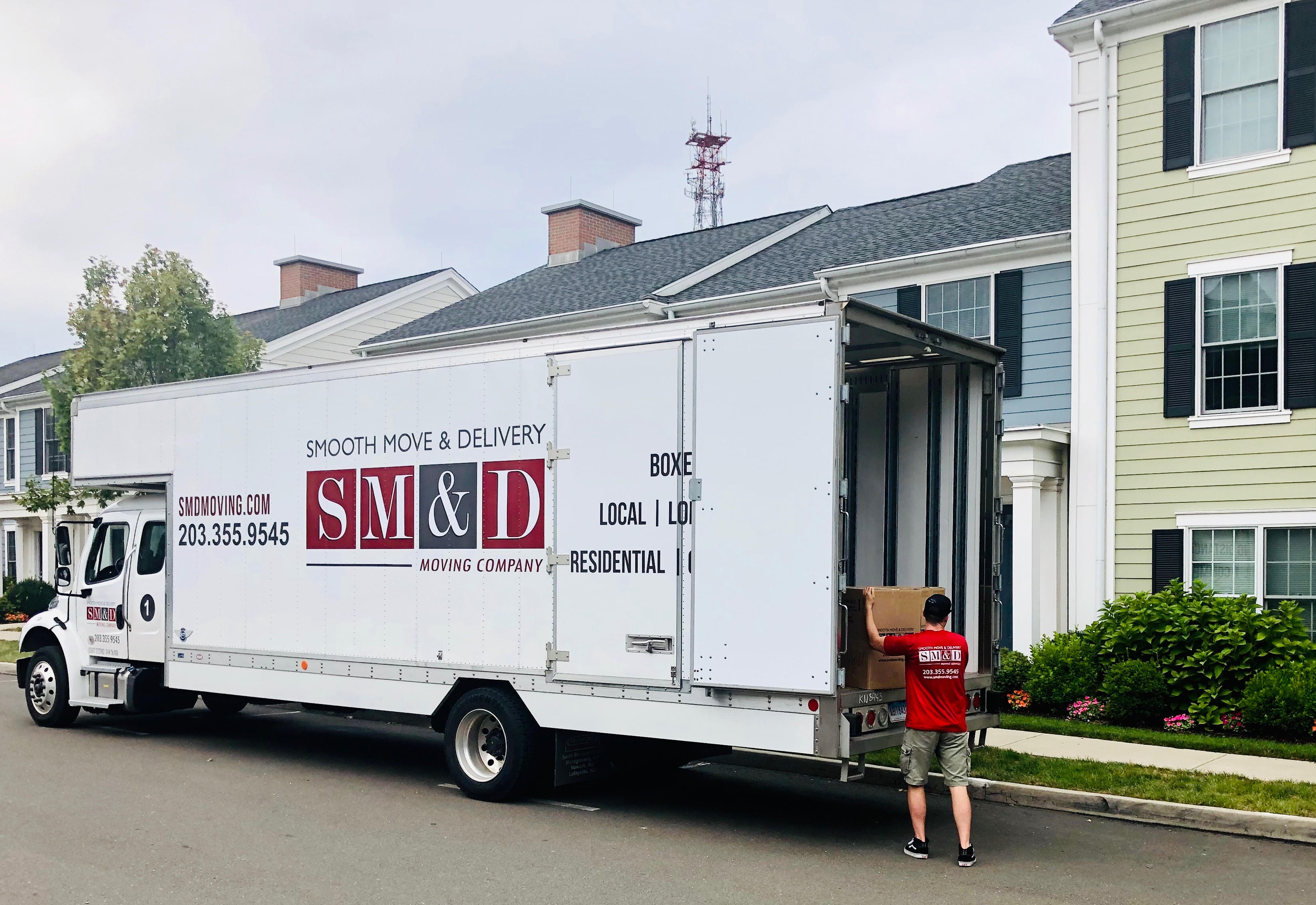 Connecticut's Top Rated Local® Moving Service Companies Award Winner: Smooth Move & Delivery