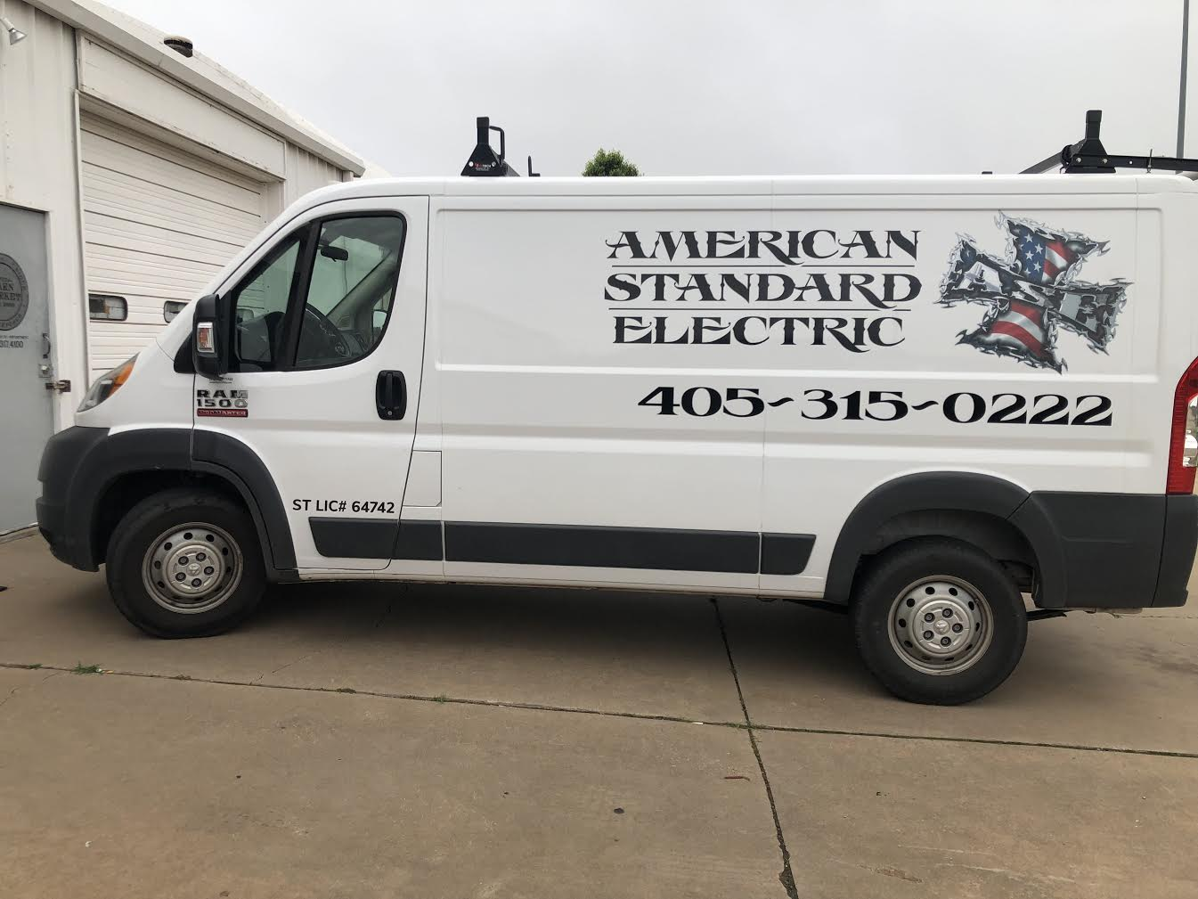 Oklahoma's Top Rated Local® Electricians Award Winner: American Standard Electric