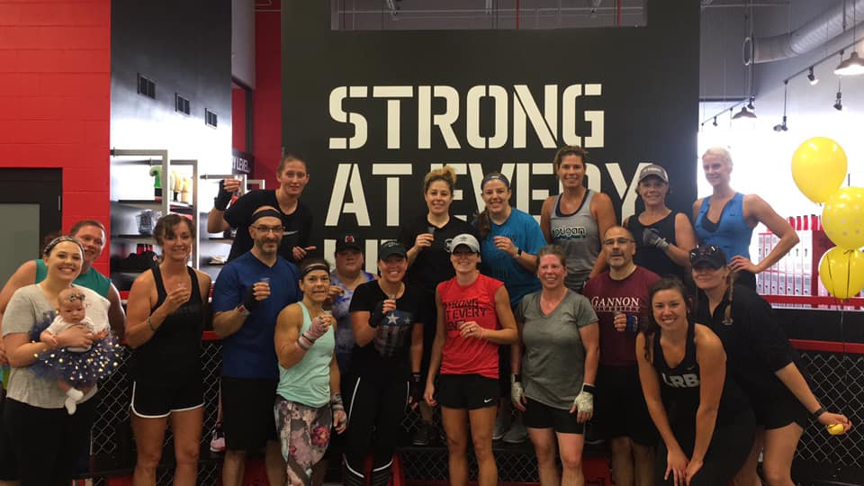 Pennsylvania's Top Rated Local® Fitness Centers Award Winner: Level Red Boxing